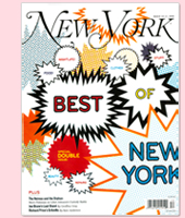 Best of NY Publication